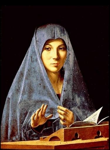 Antonello da Messina: l'azione nel tempo