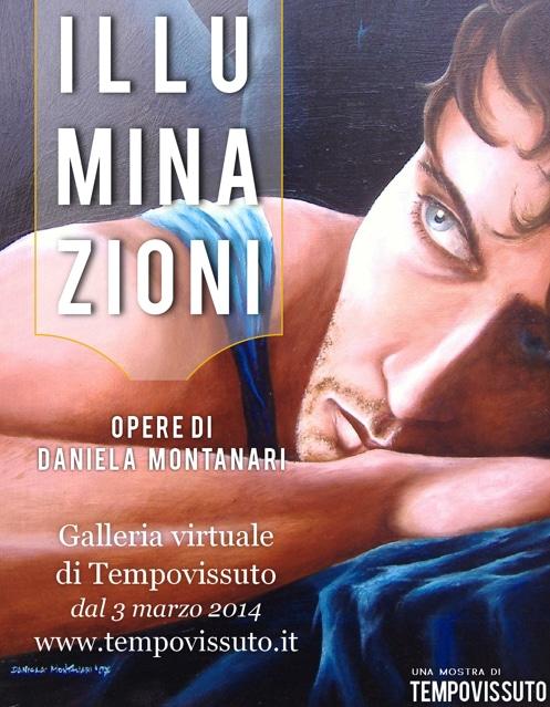 """Mostra virtuale permanete """"Illuminazioni"""": personale della pittrice Daniela Montanari"""