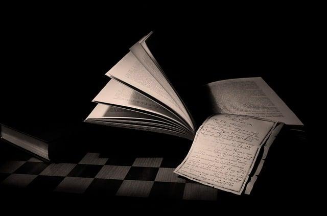 Schema per scrivere un libro