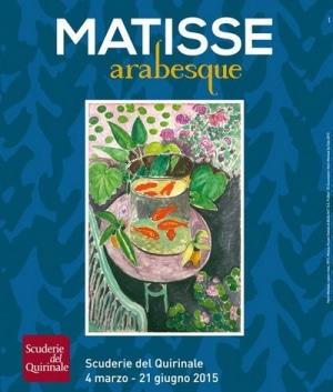 """Matisse """"arabesque"""": vanno in mostra le suggestioni d'oriente"""