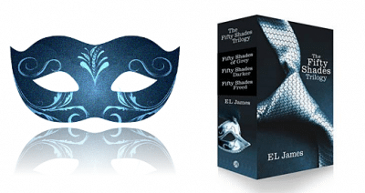 Cinquanta Sfumature la trilogia