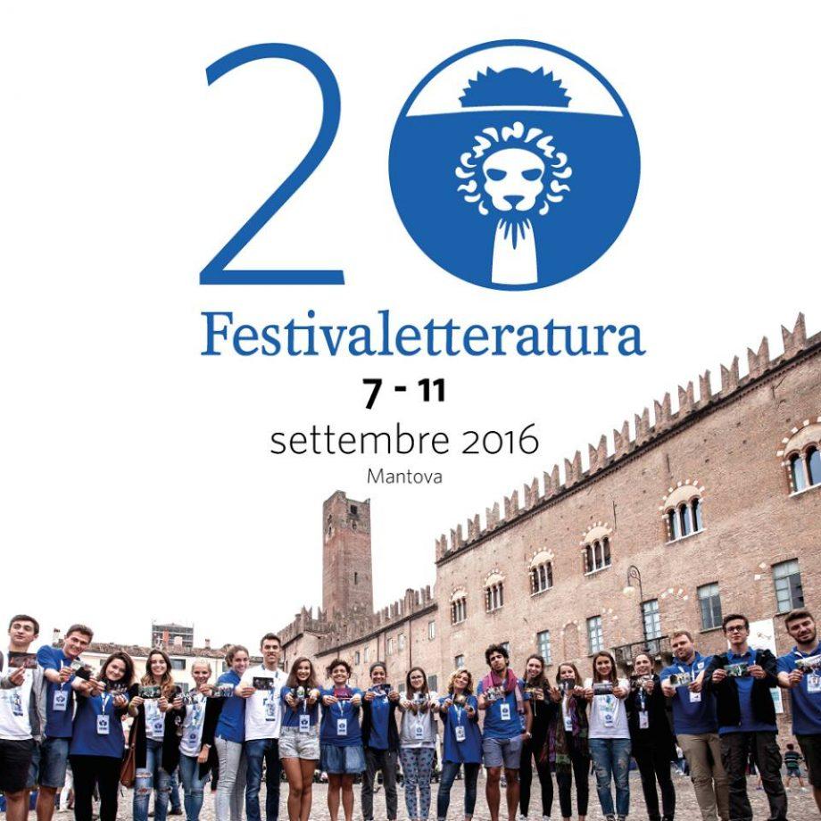 Festivaletteratura Mantova 2016