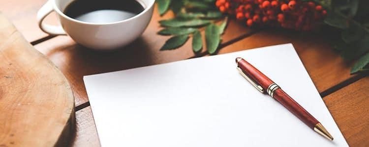 Esercizio di scrittura