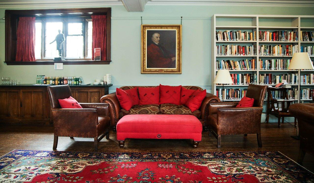 biblioteca gladstone